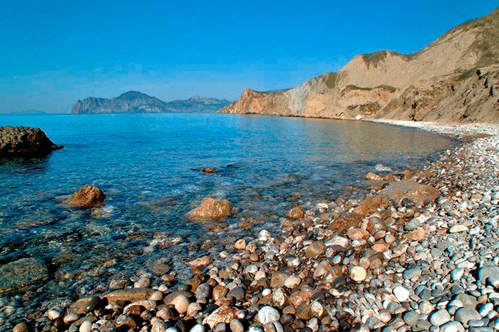 Крымское побережье. Судак