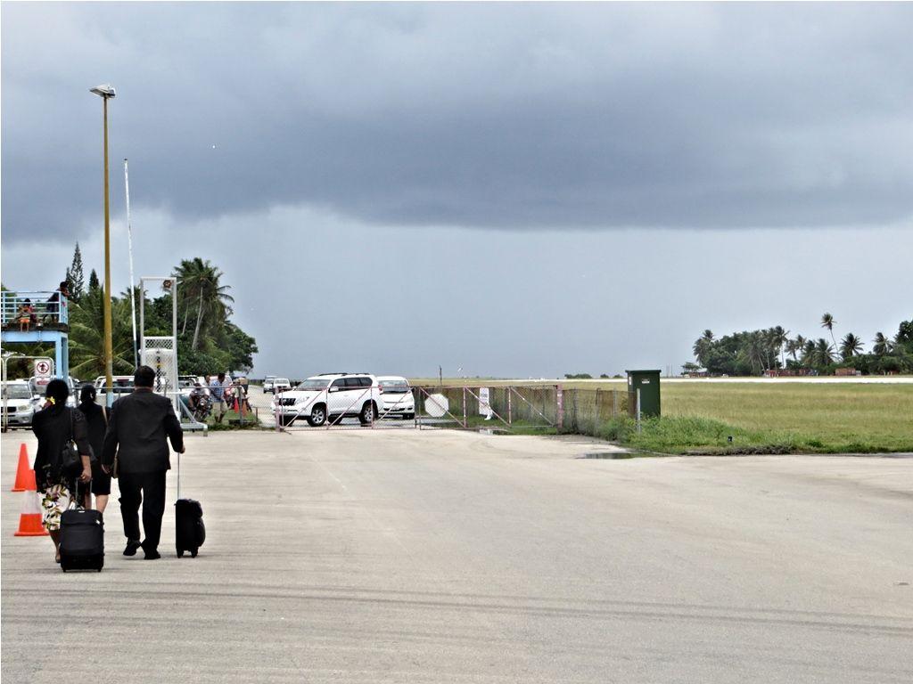Науру - государство с небольшим сроком жизни