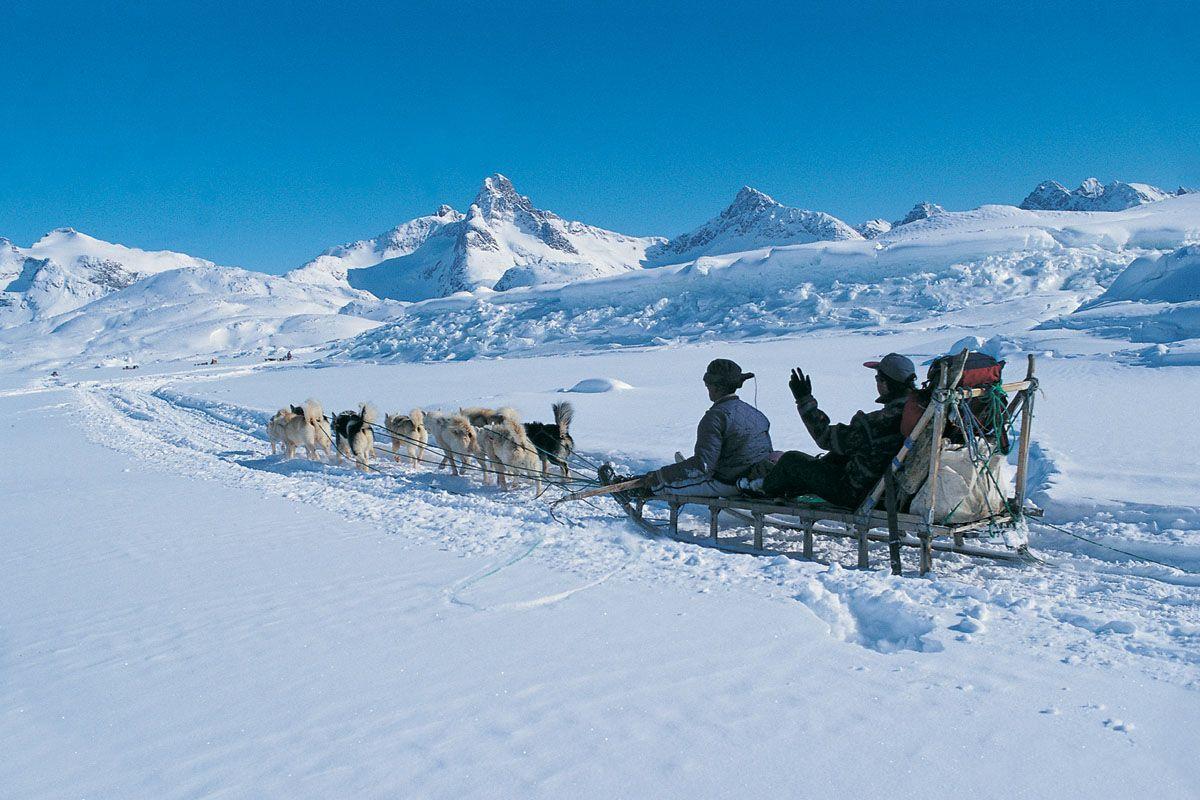 Отдых в Гренландии
