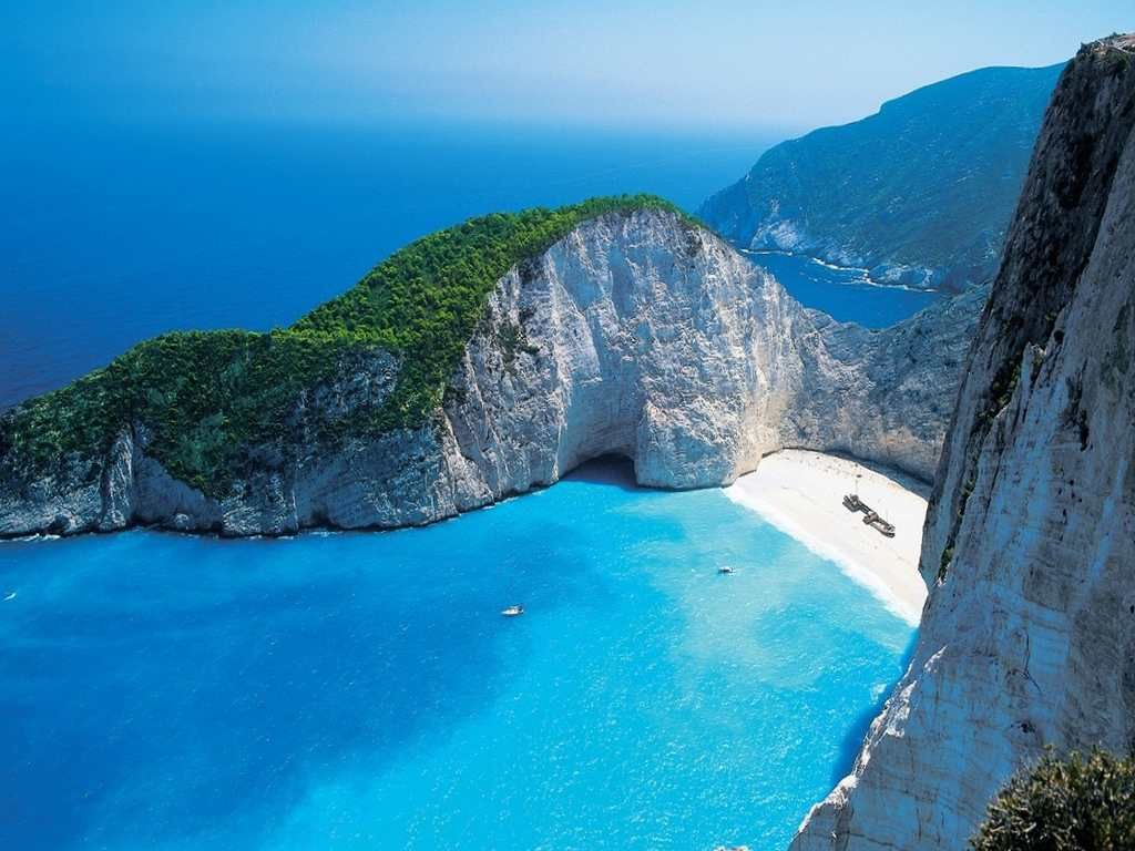 Греция – красочный мир экзотики