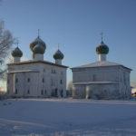 На новогодние каникулы – в туры по Русскому Северу!