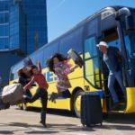 Главные достоинства поездок на пассажирских автобусах