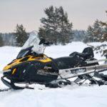 Виды запчастей и аксессуаров для современных снегоходов